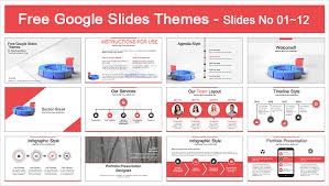 Free Google Slides Presentation Powerpoint Templates