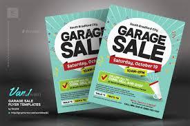 27 Garage Sale Flyer Templates Free Premium Download