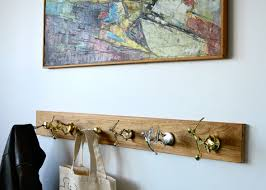 Coat Rack Diy Extraordinary Diy Project Vintage Trophy Coat Rack DesignSponge