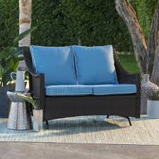 Amish Outdoor Furniture Mission Solid Front Porch Swing Glider Outdoor Glider Furniture