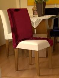 how to recover dining room chairs see more capa para cadeira cl capas clcapas br