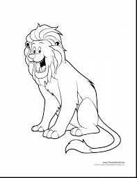 Small Picture Outstanding lion coloring pages printable with lion coloring page