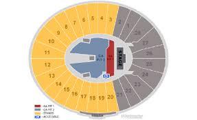 Fillmore Auditorium Seating Chart Vip Tickets For Eminem Rihanna Rose Bowl Concert Eminem