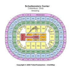Schottenstein Center Seating Chart