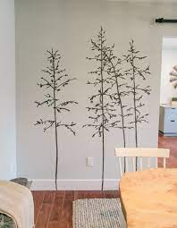 Decorating small spaces, Mural