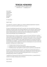 Retail Manager Cover Letter Examples Retail Manager Cover Letter ...