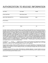 Background Check Release Form employee background check form 24 Background Check All 1