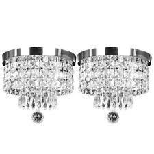 <b>Crystal LED</b> Flush Mount Fixtures for sale | eBay