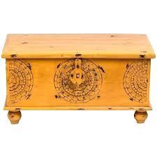 hand carved coffee table international caravan wood japanese