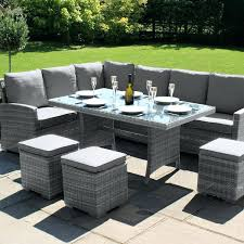 ratan outdoor furniture rattan garden coffee sets rattan patio table only wicker garden table and chairs