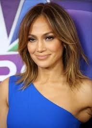 Jennifer Lopez New Hair Style jlo debuts curly new bob looks flawless of course curly lob 5784 by stevesalt.us