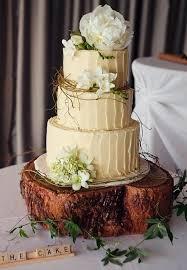 3 tier wooden wedding cake stand designs