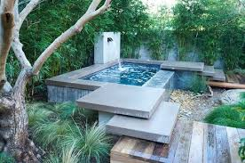 Image Inground Pools Small Above Ground Pools For Small Backyards Más Pinterest Small Above Ground Pools For Small Backyards u2026 Small Pools In 2019u2026