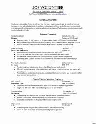 Cover Letter Bar Work New Simple Cv Basic Sample For