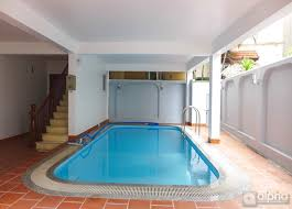 mansion bedrooms with a pool. Spacious 4 Bedroom Mansion With In Door Swimming Pool For Lease To Ngoc Van Street Bedrooms A