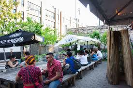 Outdoor Seating Food Places Near Me