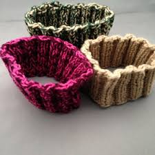Knit Ear Warmer Pattern Magnificent Ravelry Easy Headband Ear Warmers Pattern By Lauras Knits