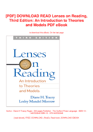 Lens Design A Practical Guide Pdf Pdf Download Read Lenses On Reading Third Edition An