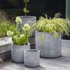 best outdoor plant pots for garden