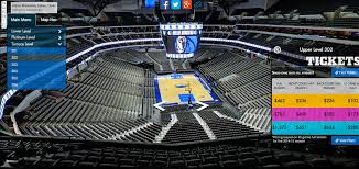 Dallas Mavs Stadium Seating Chart True To Life Dallas Mavs Stadium American Airlines Center