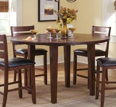 tall round dining table with regard to outstanding 26 bar height and chairs back designs 0