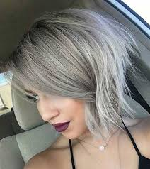 This short, stylish haircut — first popularized in the 1920s — has many famous fans. Short Grey Hair Pics