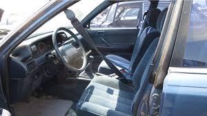 1991 Toyota Camry Interior - Interior Ideas