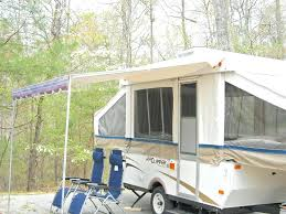 pop up camper awning pop up camper awning rail starcraft pop up camper awning setup