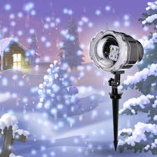 Lights That Look Like Snow Falling Details About White Snow Falling Outdoor Moving Projector Laser Led Garden Xmas Stage Lighting