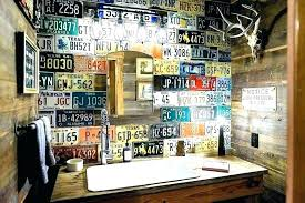 man cave bathrooms bathroom home design inspiration ideas and pictures rug decorating rugs custom