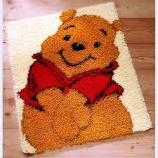 winnie the pooh area rug 10 cute cartoon character area rugs rilane