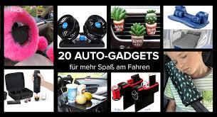 20 Auto Gadgets Für Mehr Spaß Am Steuer Pace