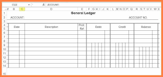 Bookeeping Ledger 5 Free Bookkeeping Ledger Template Andrew Gunsberg