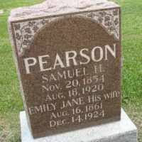 Samuel Henry Pearson (1854–1920) • FamilySearch