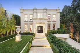 French Mansions Designs 83 Kooyongkoot Road Hawthorn Luxury Homes Exterior