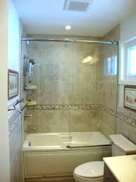 small bathroom tub shower combination corner tub and shower combo