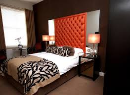 Bedroom Page 7 Orange And Fascinating Brown And Orange Bedroom Ideas