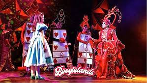 <b>Alice</b> In <b>Wonderland's</b> Magical Circus! • Boogieland tickets, The Old ...