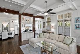 furniture to separate rooms. Beams Separating Kitchen And Family Room...open Floor Plan But Still Separate Rooms Furniture To T