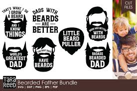 Search more high quality free transparent png images on pngkey.com and share it with your friends. Bearded Father Beard Svg And Cut Files For Crafters 123513 Cut Files Design Bundles