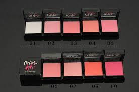 mac salable brands uk mac multi choice blush 18 mac makeup brush sets
