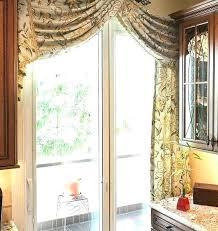 sliding glass door dries patio door valance ideas panel curtains for sliding glass doors inside inspirations