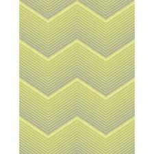 seabrook designs chevron metallic silver and green stripe wallpaper oa23504 the home depot