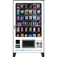 Hardware Vending Machine Magnificent AMS Touchless Monthly Hardware Rental Bundled With Vīv Cashless VMS