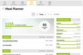 2 2 2 Nutritional Terms Chart Answer Key The Best Free Planners For Weight Loss The Healthy