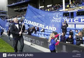 Soccer - Barclays Premier League - Everton v Fulham - Goodison Park Stock  Photo - Alamy