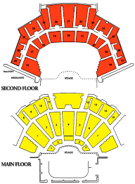 Grand Ole Opry Interactive Seating Chart Grand Old Opry House Seating Chart Grand Ole Opry Seating Map