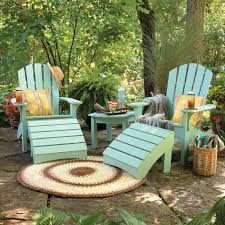 courtyard furniture ideas. durable finish for outdoor furniture steve worked so hard to build our cedar adirondack chairs patio ideasbackyard courtyard ideas h