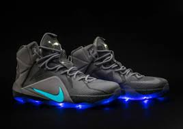lebron james sneakers get transformed into the nike mag