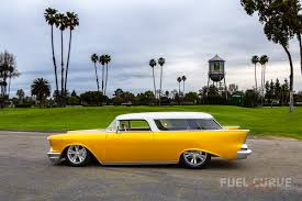 1957 Chevy Nomad: One for the Sho and Plenty of Go | Fuel Curve